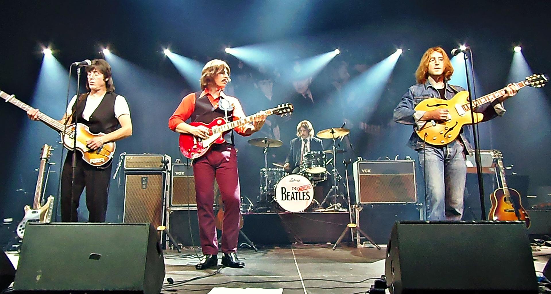 The Bootleg Beatles i Musikhuset: Enestående rejse med de udødelige klassikere