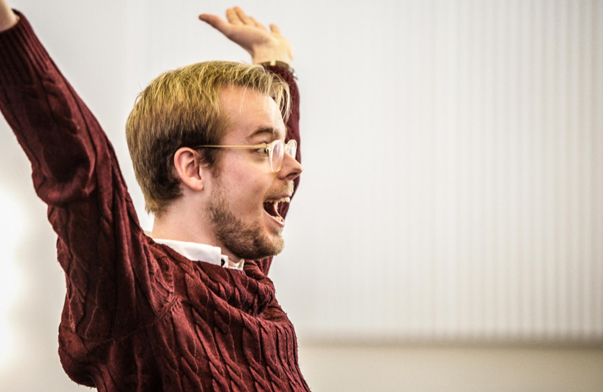 Det Jyske Musikkonservatorium: Prisvinder debuterer som kordirigent