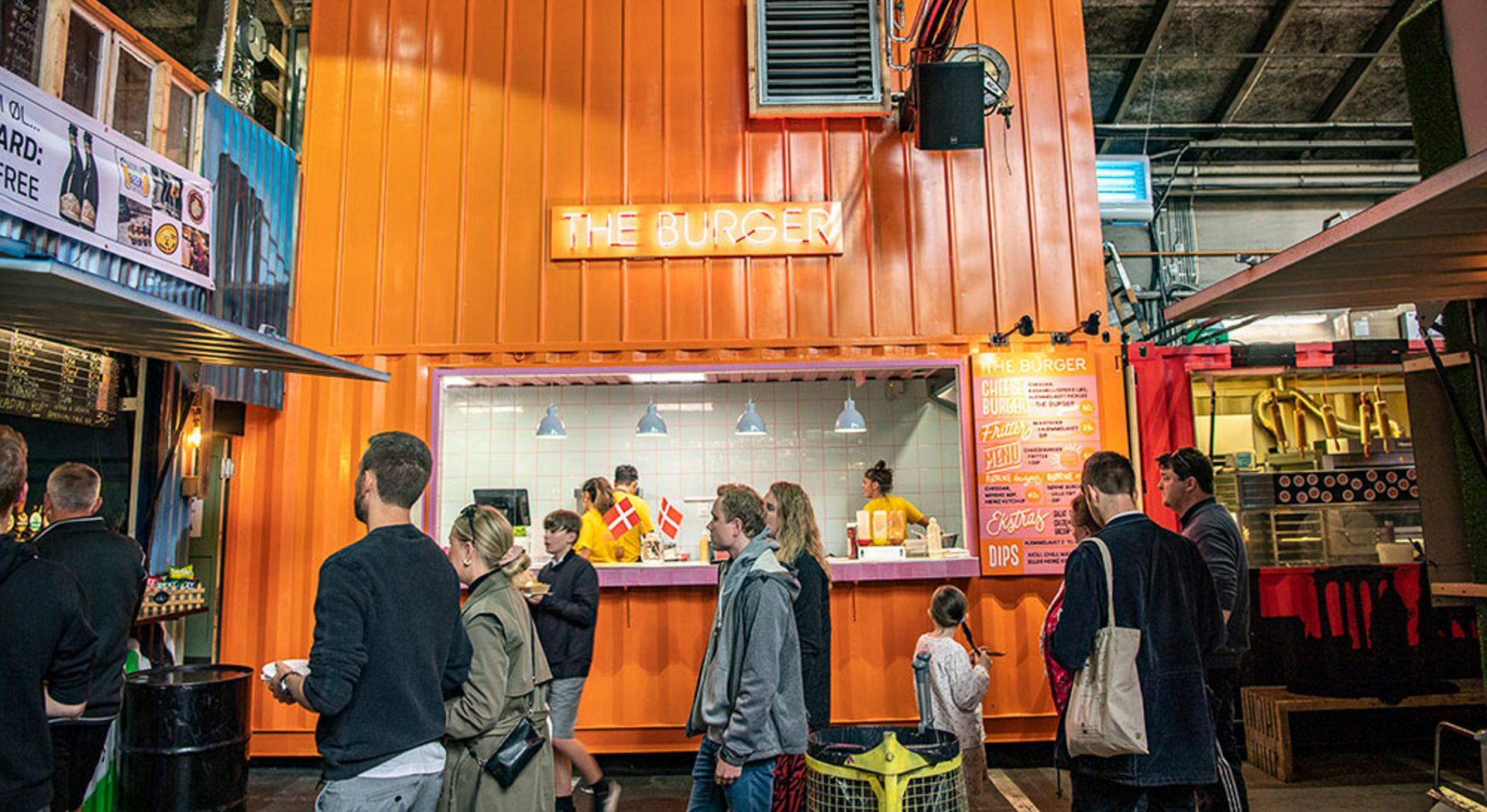 Aarhus Street Food: Nye smash-burgers i garagen