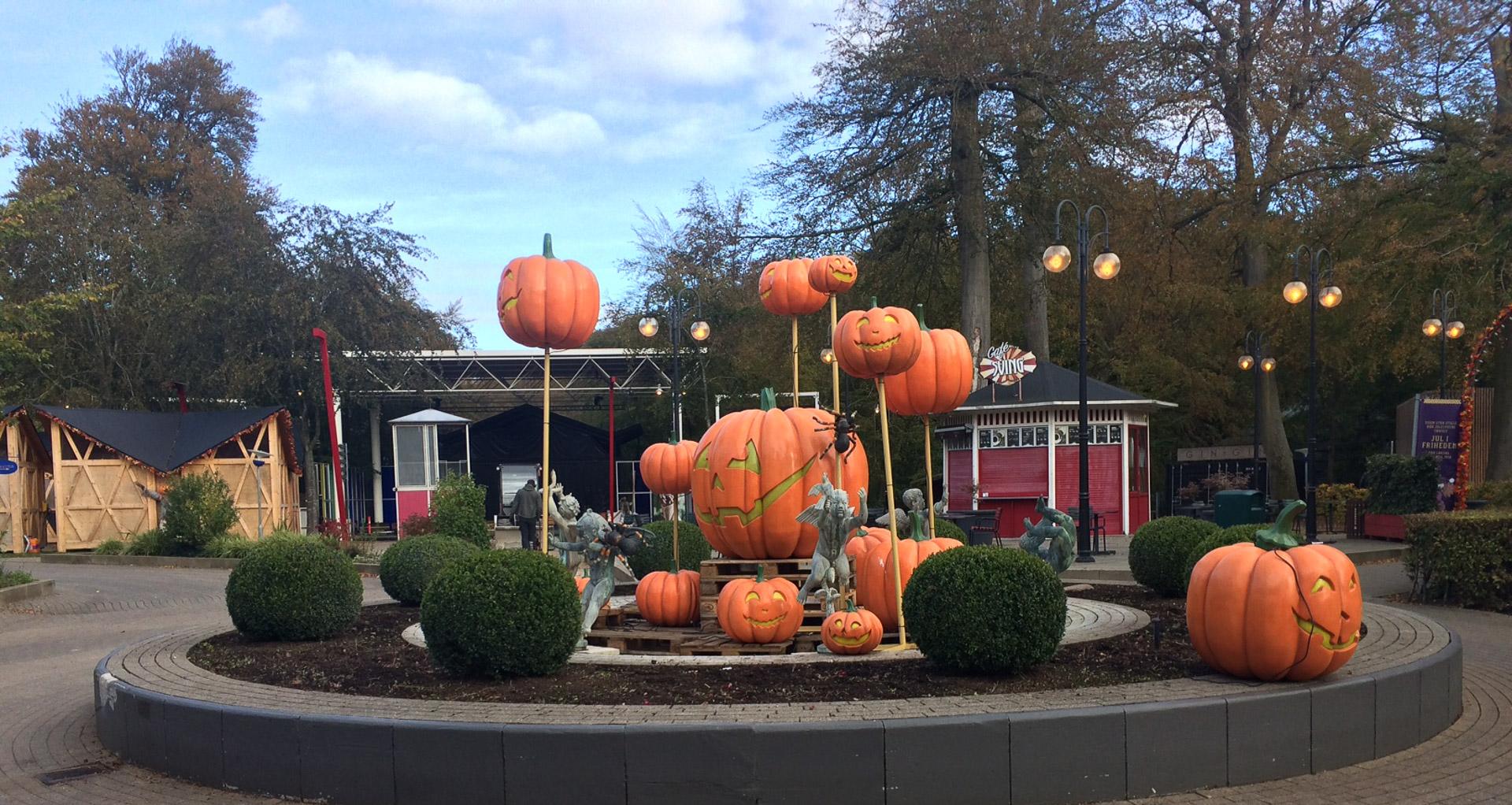 Halloween i efterårsferien: Tivoli Friheden skruer op for uhyggen