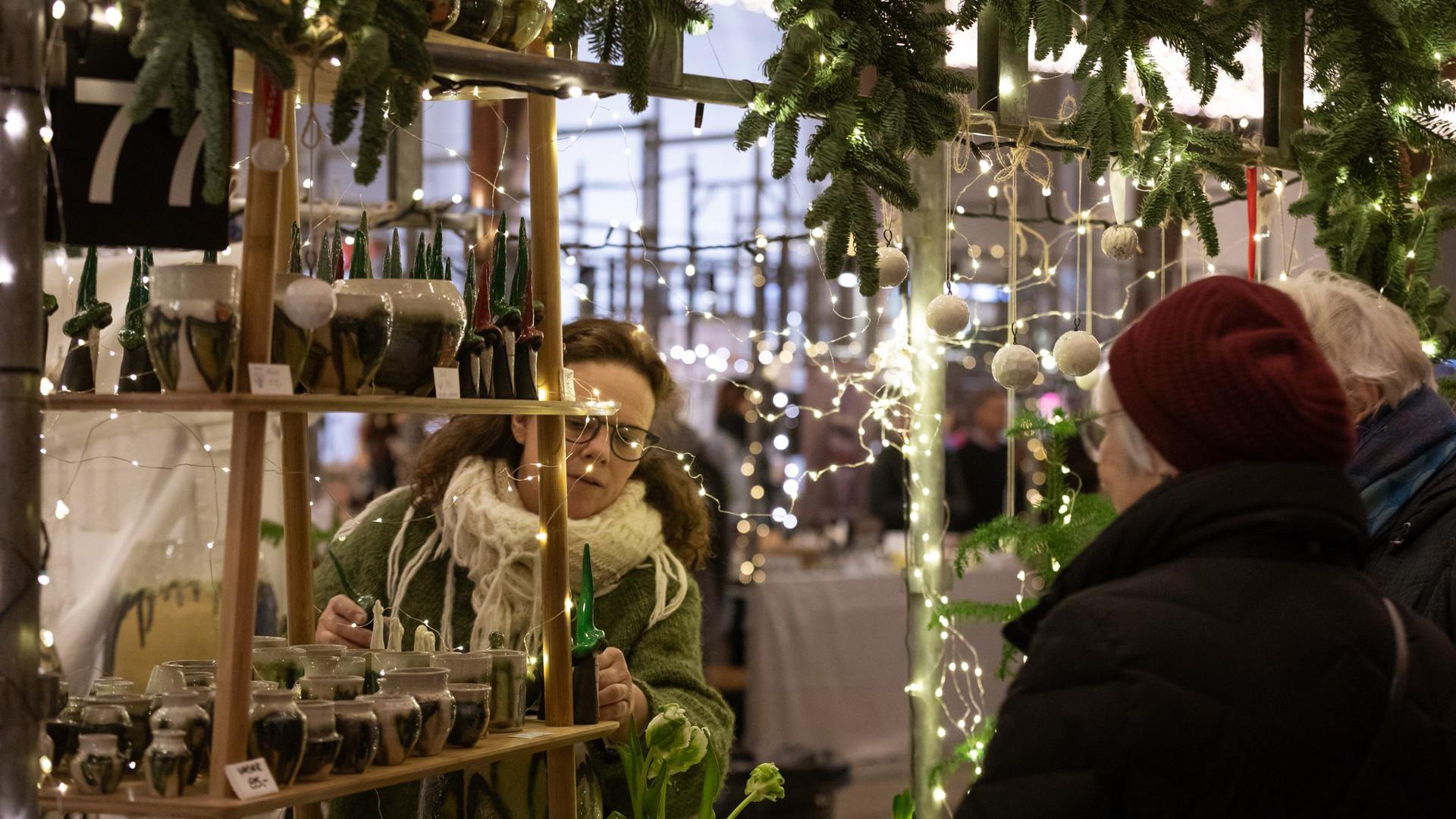 Ridehuset Aarhus: Kæmpetraditionsrigt julemarked aflyses
