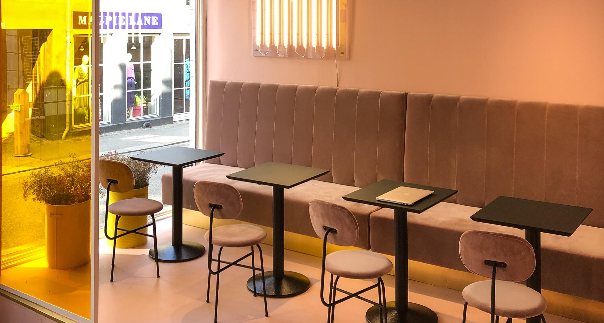 Mejlgade: Brandheroes og Lurpak åbner 'Restaurant SMØR'