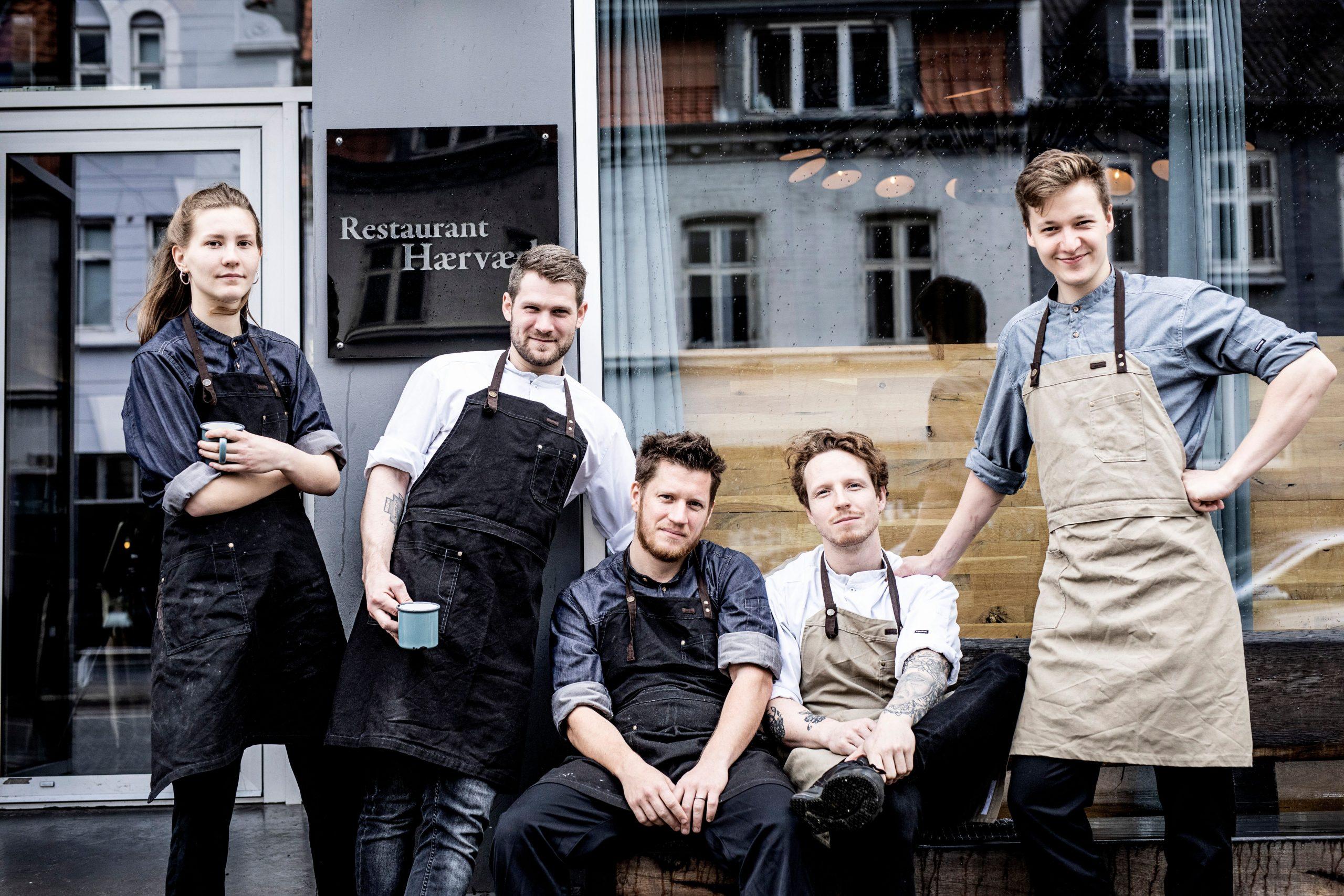 3 retter for 250 kr.: Aarhus-restaurant kører med populær takeaway menu igen