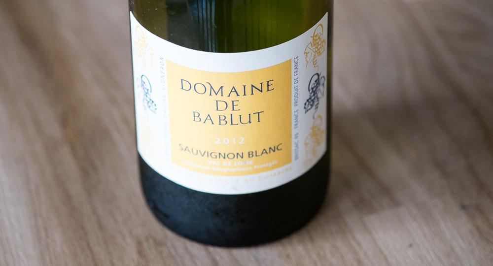 Økologisk vin fra Domaine De Bablut på Pondus i Aarhus