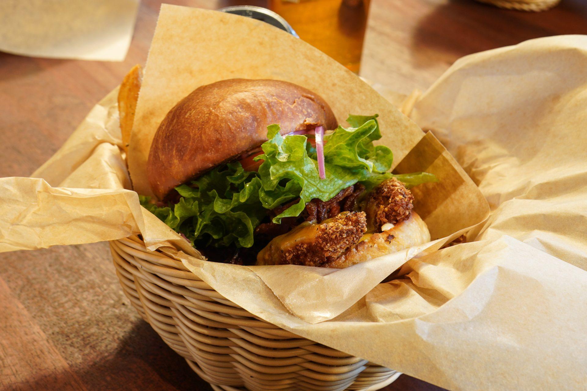 Den hemmelige madhule: Waxies laver gennemførte hjemmelavede burger
