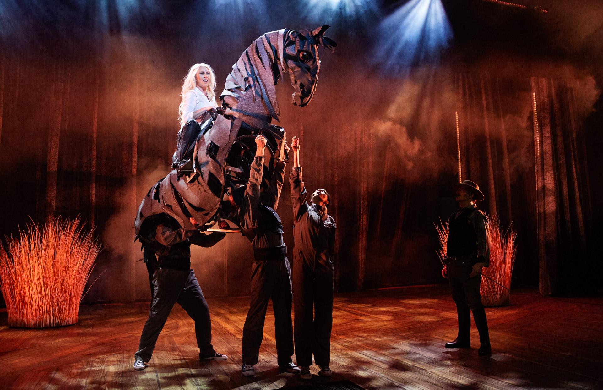 Sanne - The Musical: Sangere og musikere brillerede, mens historien haltede