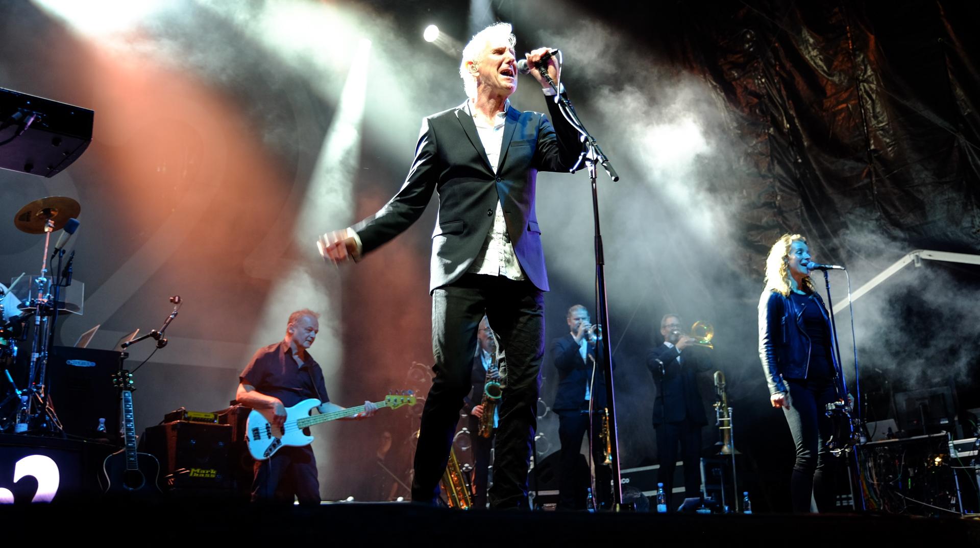 Liv og glade dage: TV-2 tyvstartede Aarhus Festuge med manér