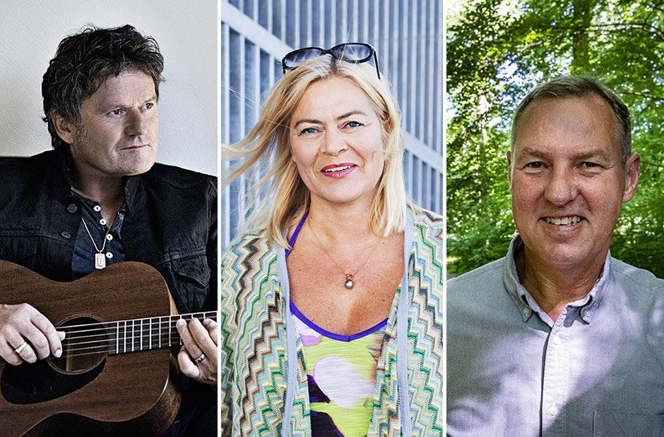 Markante Aarhus-personligheder er nye AGF-ambassadører