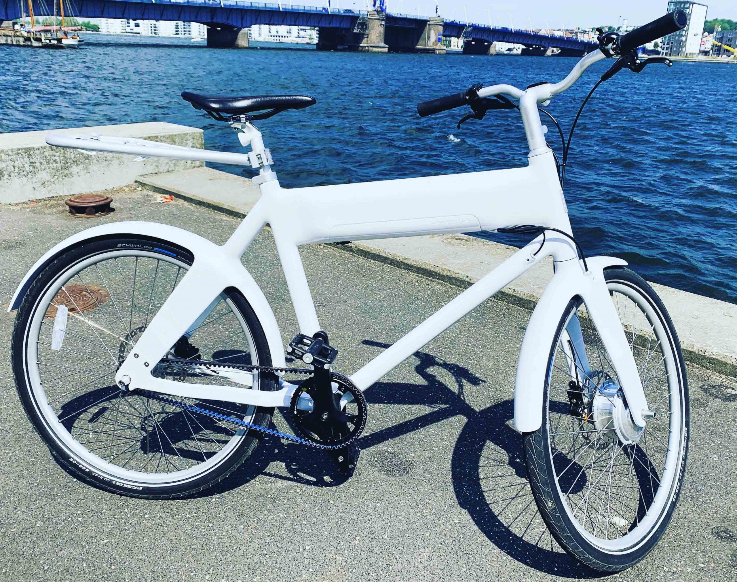 Helt nyt koncept rammer Aarhus: Nu kan du få megafede el-cykler billigt med JOOLL