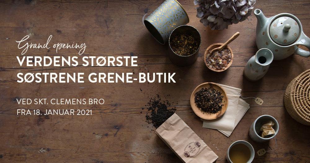 Verdens største Søstrene Grene-butik åbner i Aarhus