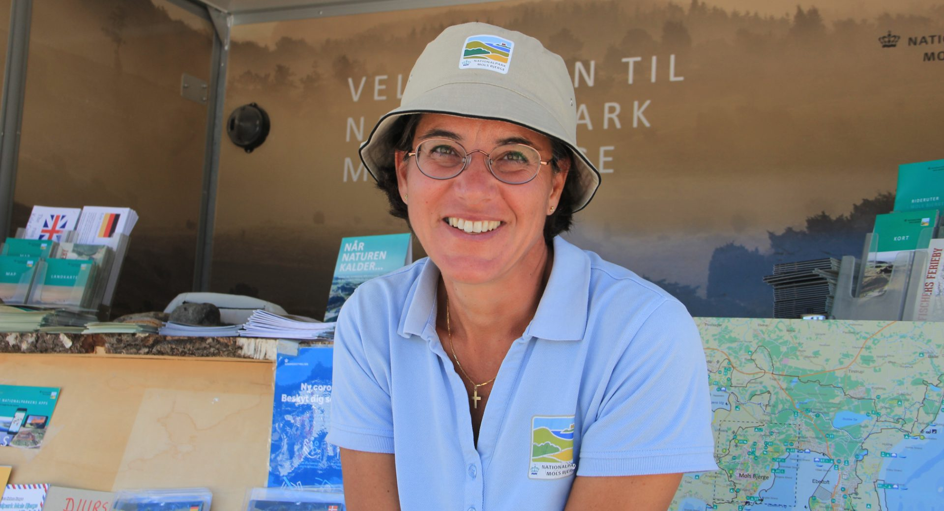 Mols Bjerge: Nationalparkguider fejrer Naturens Dag