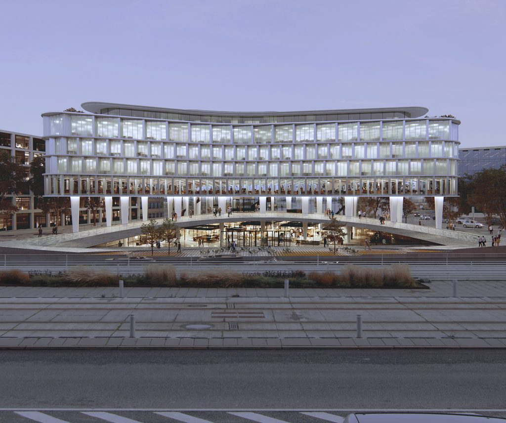 Ny byport til Aarhus Ø: Bliver et inspirerende urbant knudepunkt