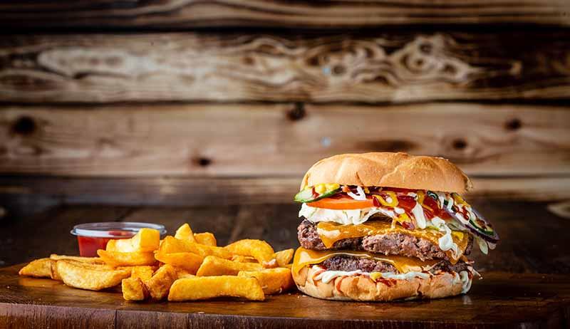 Foto: Kødstadens Burger Joint.