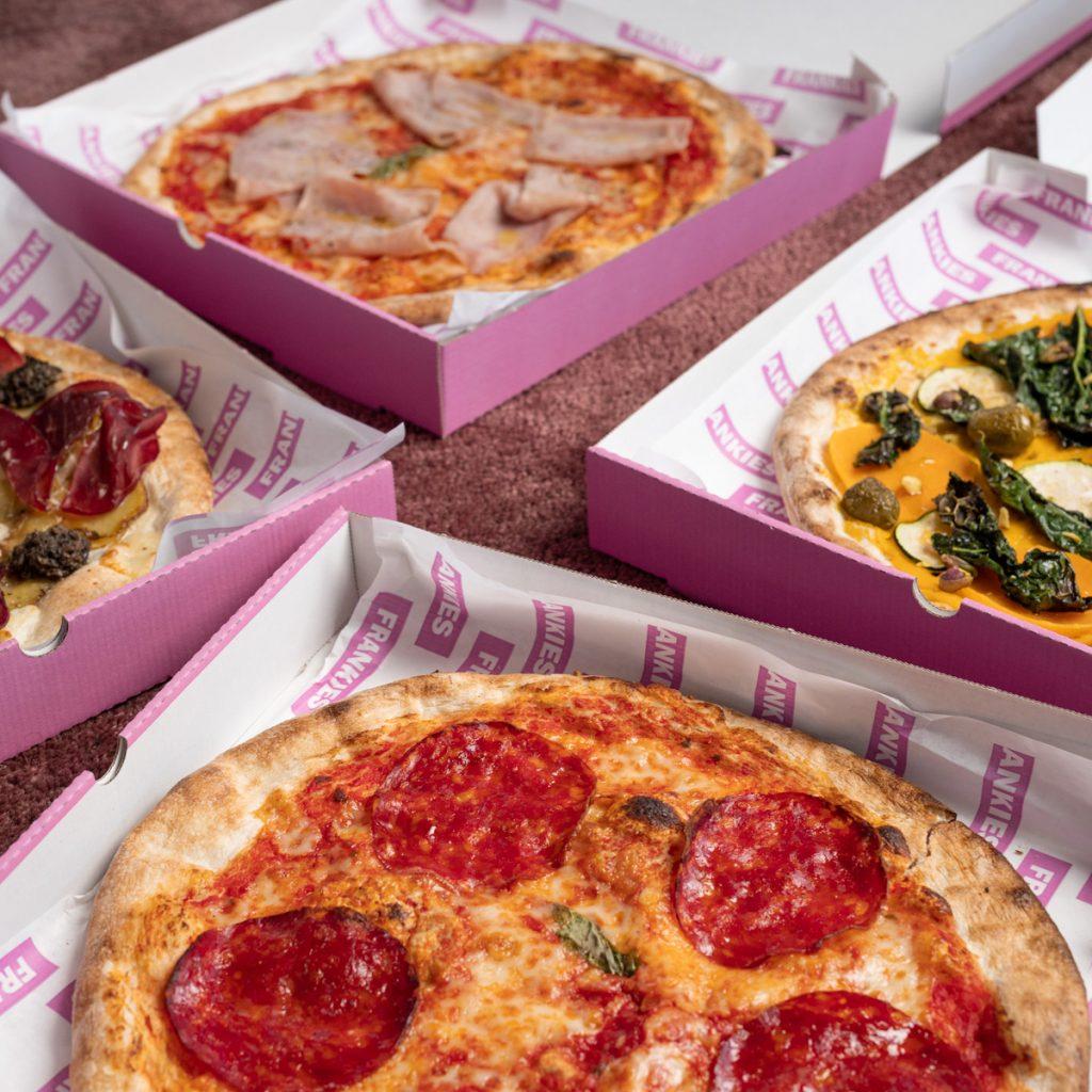 Pizza-kometer udvider i Aarhus: Ny Frankies åbner med karaoke i kælderen