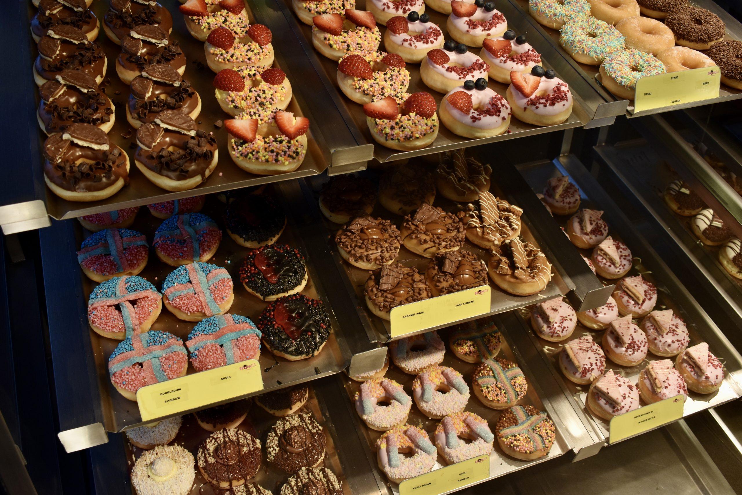Nye donuts på menuen: Cheesecake, citronbombe og ny version af hindbærdrøm