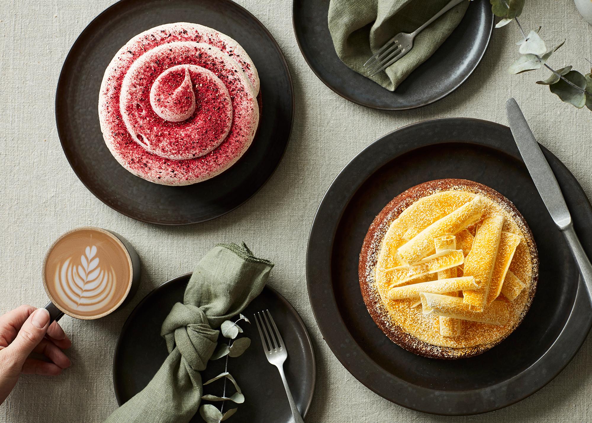 Nyt på kagehylderne hos Lagkagehuset: Lancerer ny version af citronmånen