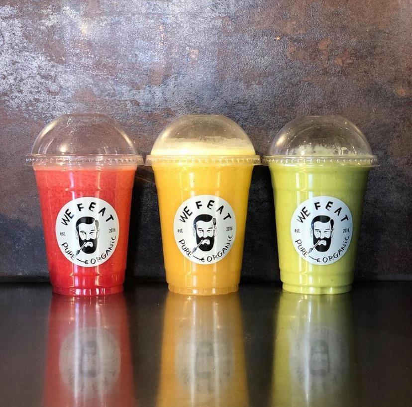Frisk frugt og grønt på glas: 5 steder med lækre juicer og smoothies to go