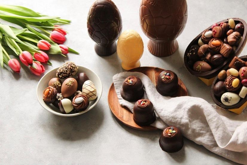 Den perfekte æggejagt: Her er byens lækreste påskeæg