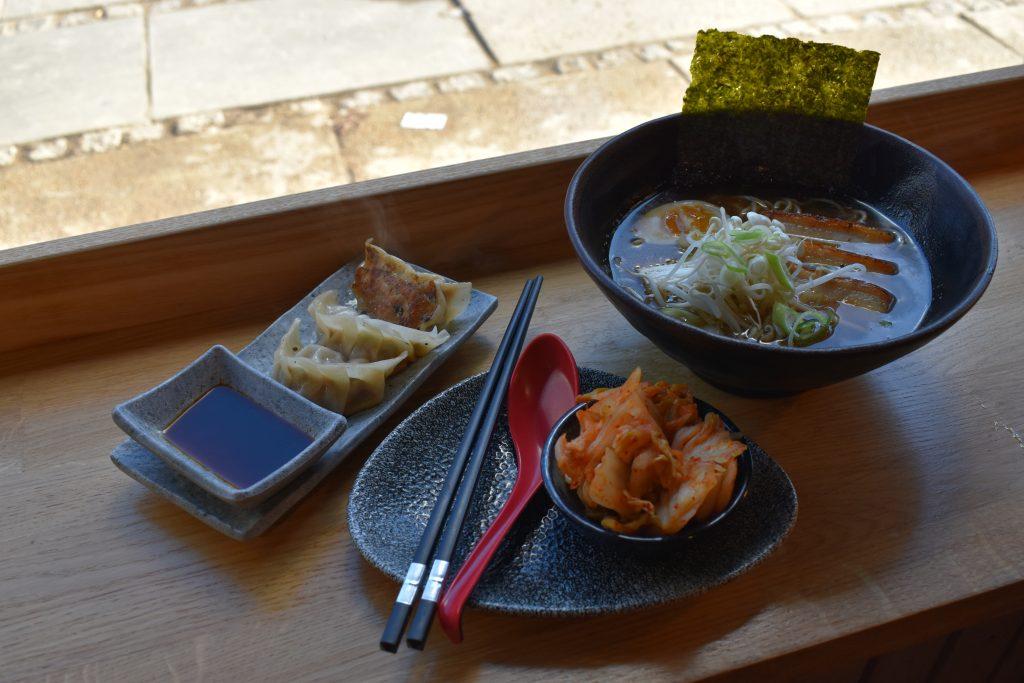Hybrid af japanske og nordiske madtraditioner: Her får du Aarhus' bedste ramen