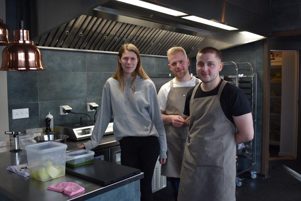 Ny restaurant i Aarhus: Mad på højt niveau uden fine fornemmelser