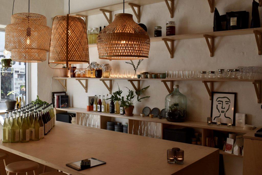 Kombucha-smagning hos Mundbjerg: Afprøv alle de gode smage