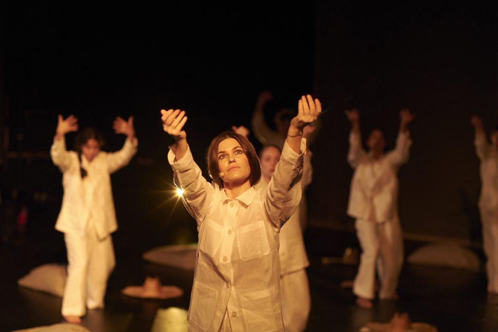 Trodser corona: Dansekoncert med Pernille Rosendahl opføres alligevel på Aarhus Teater