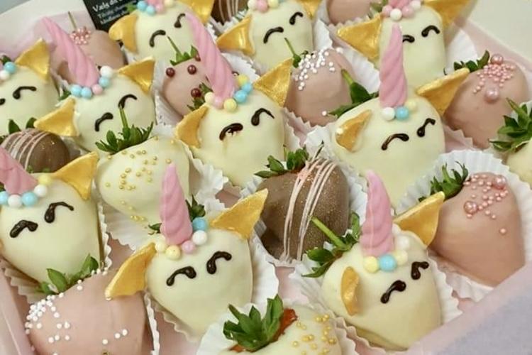 Cupcakes, candyfloss og chokoladeovertrukne jordbær: Instagram-venligt sukkerunivers åbner snart