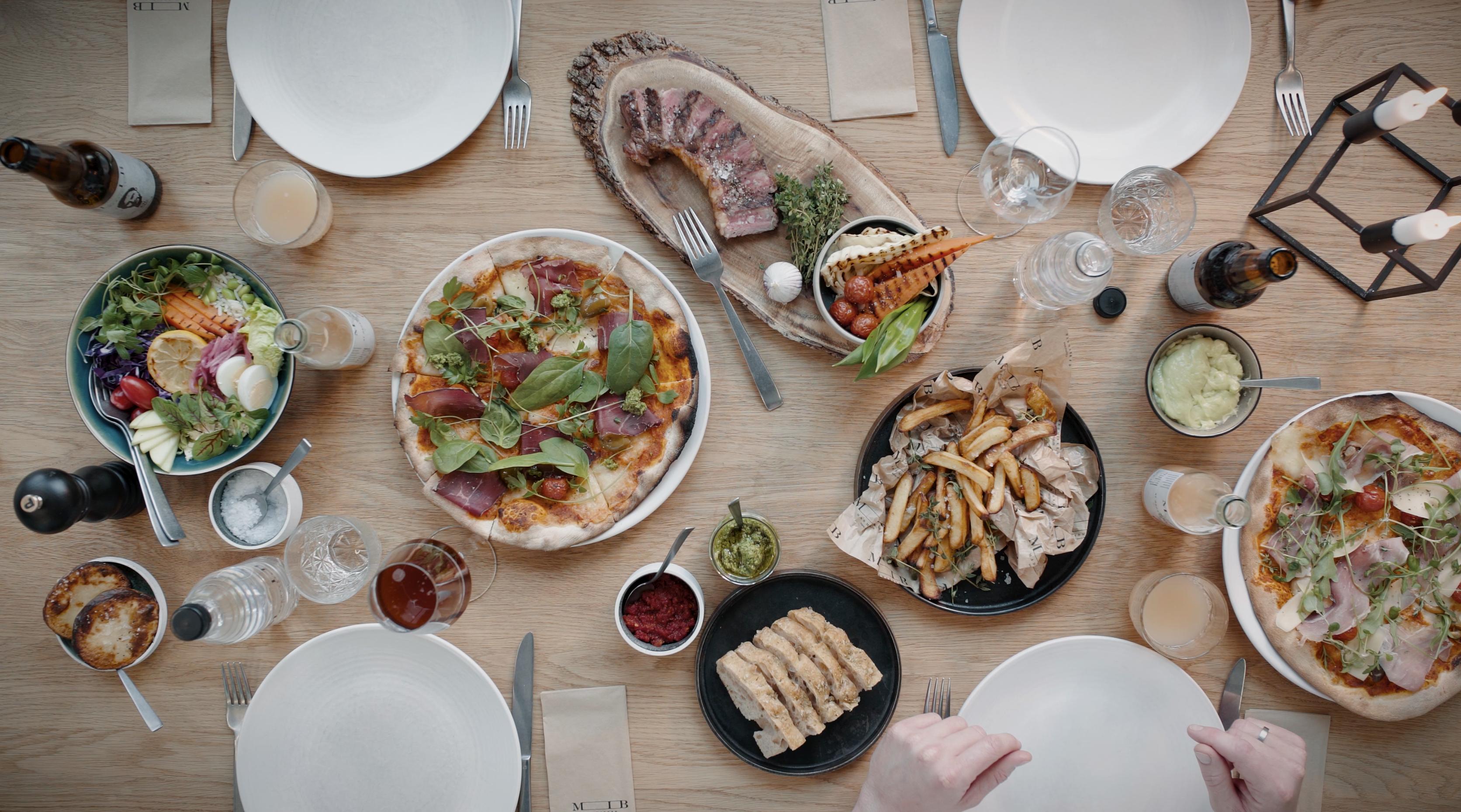 Morgenmad, smørrebrød og pizza: Aarhus får nyt food court
