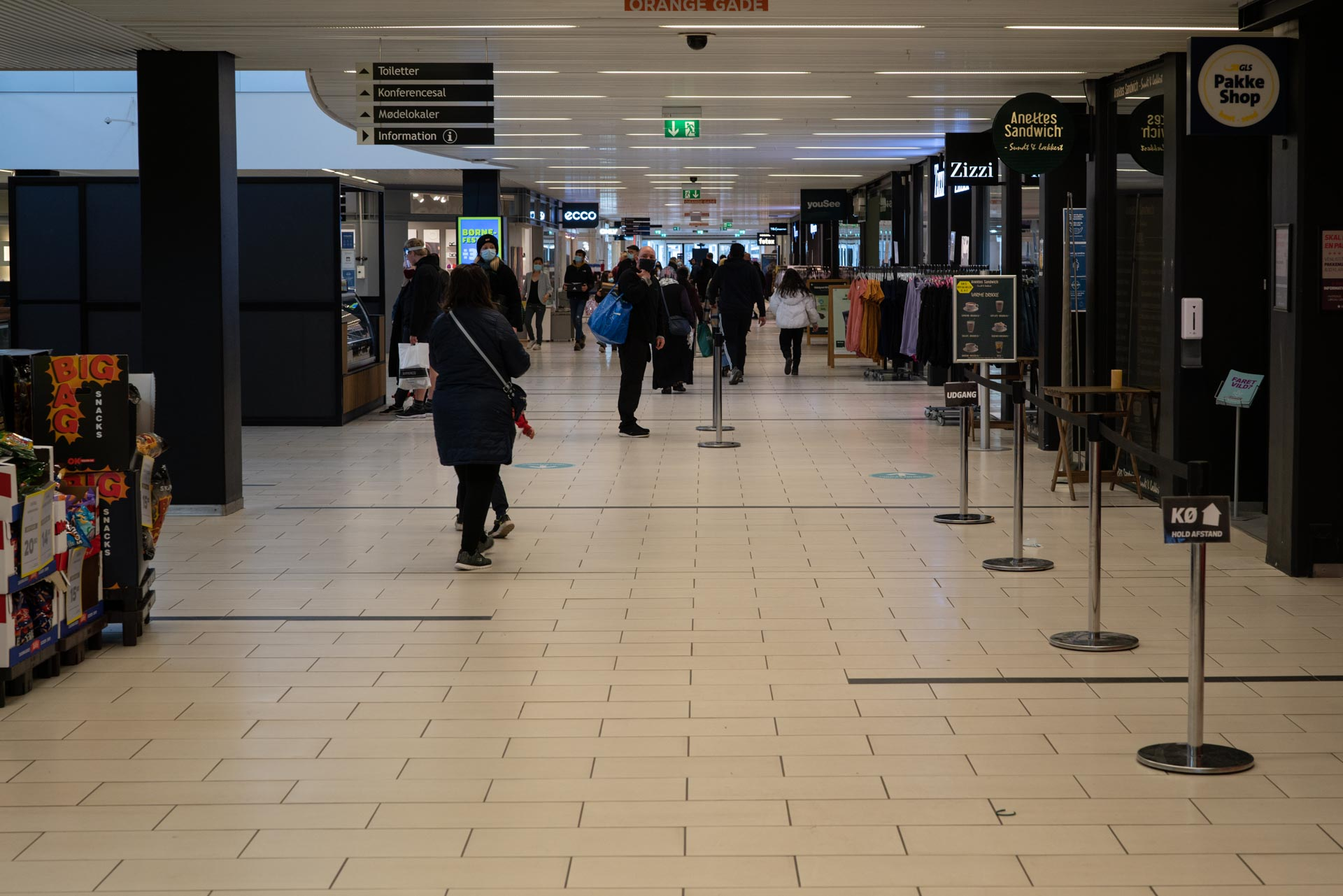 Gør din shopping sjovere: Storcenter Nord lancerer ny app