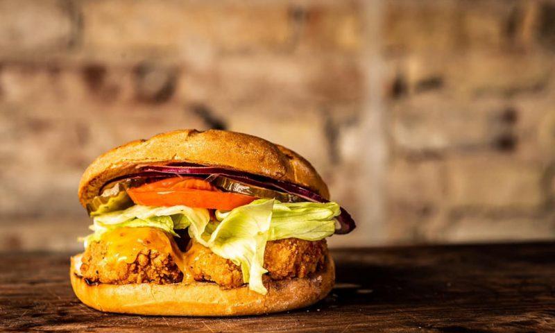 Garage Burger Facebook