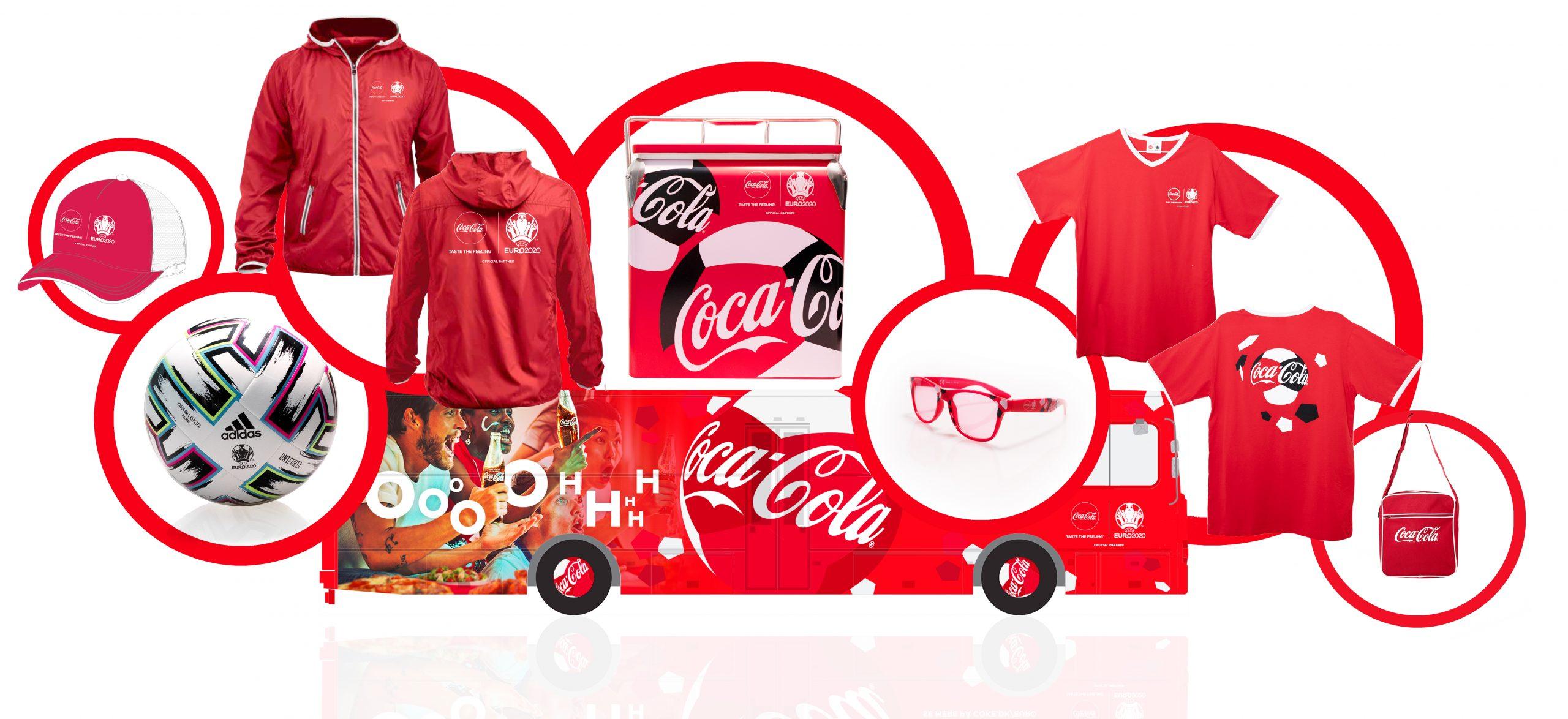 Få Coca-Cola bussen hjem til dig: Nu skal Aarhus' største fodboldfan kåres