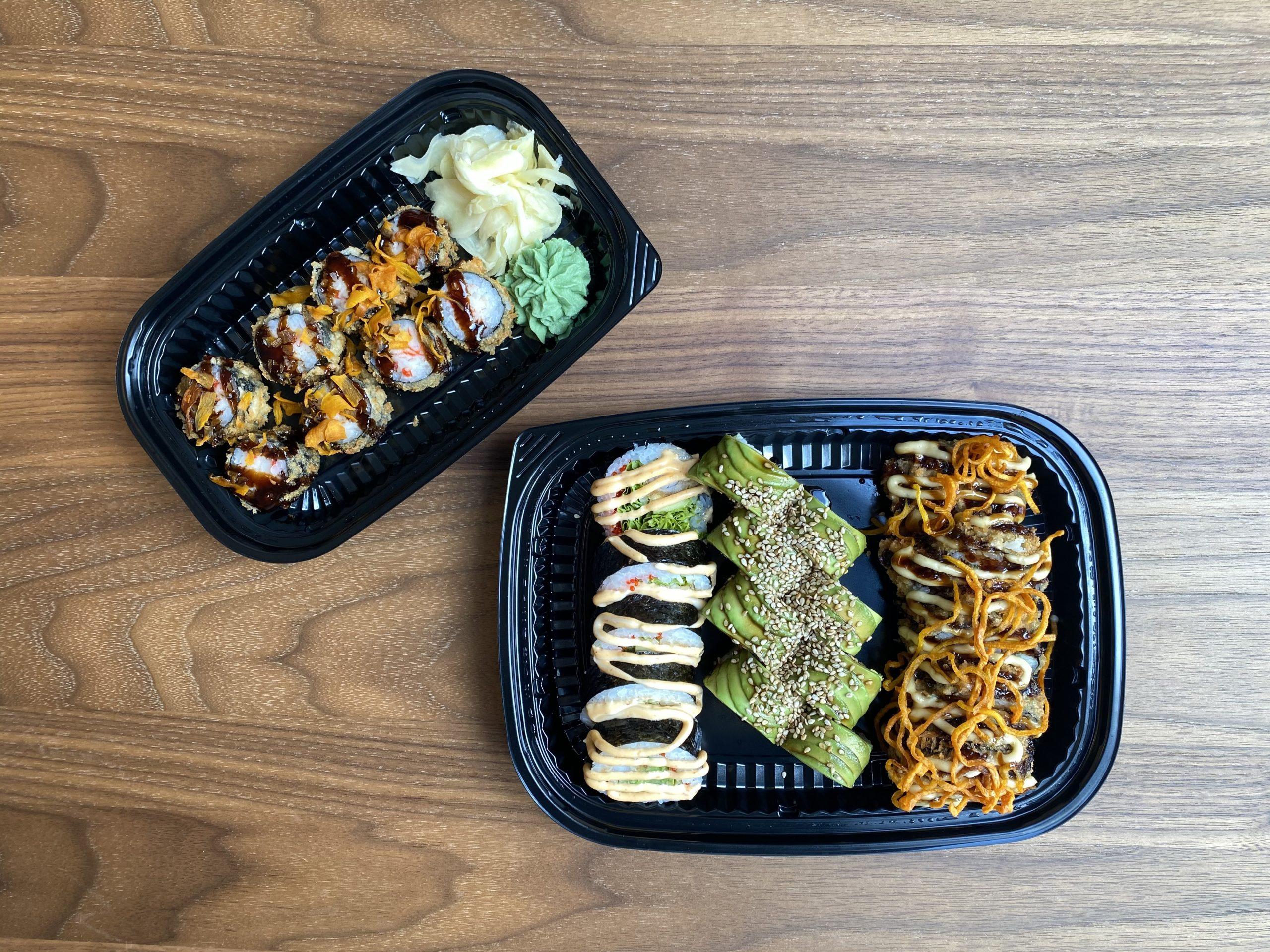 Fantastisk Sushi Festival i Aarhus: Her får du lækre menuer til 115 kr.