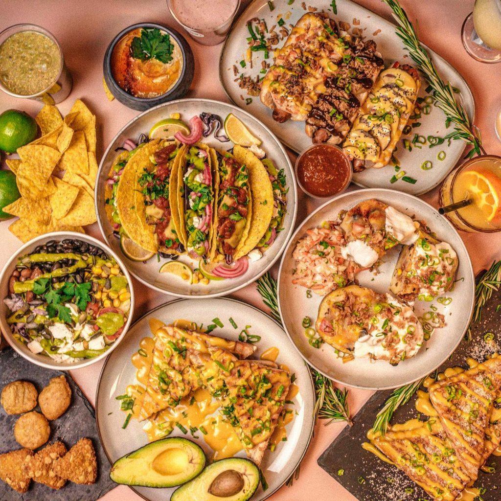 Piña Colada-burgere og Spicy Margaritas: Ny vegetarisk restaurant i Aarhus
