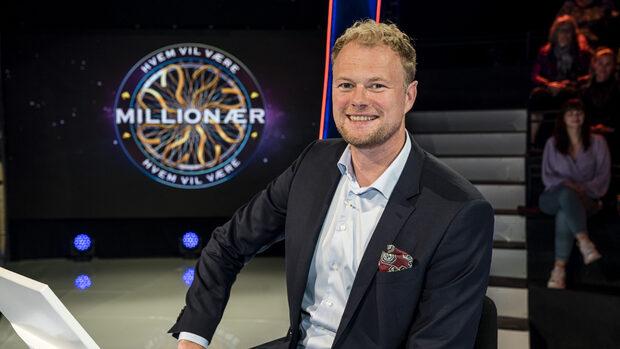 TV 2 CHARLIE søger deltagere til 'Hvem vil være millionær' Foto: Per Arnesen / TV 2