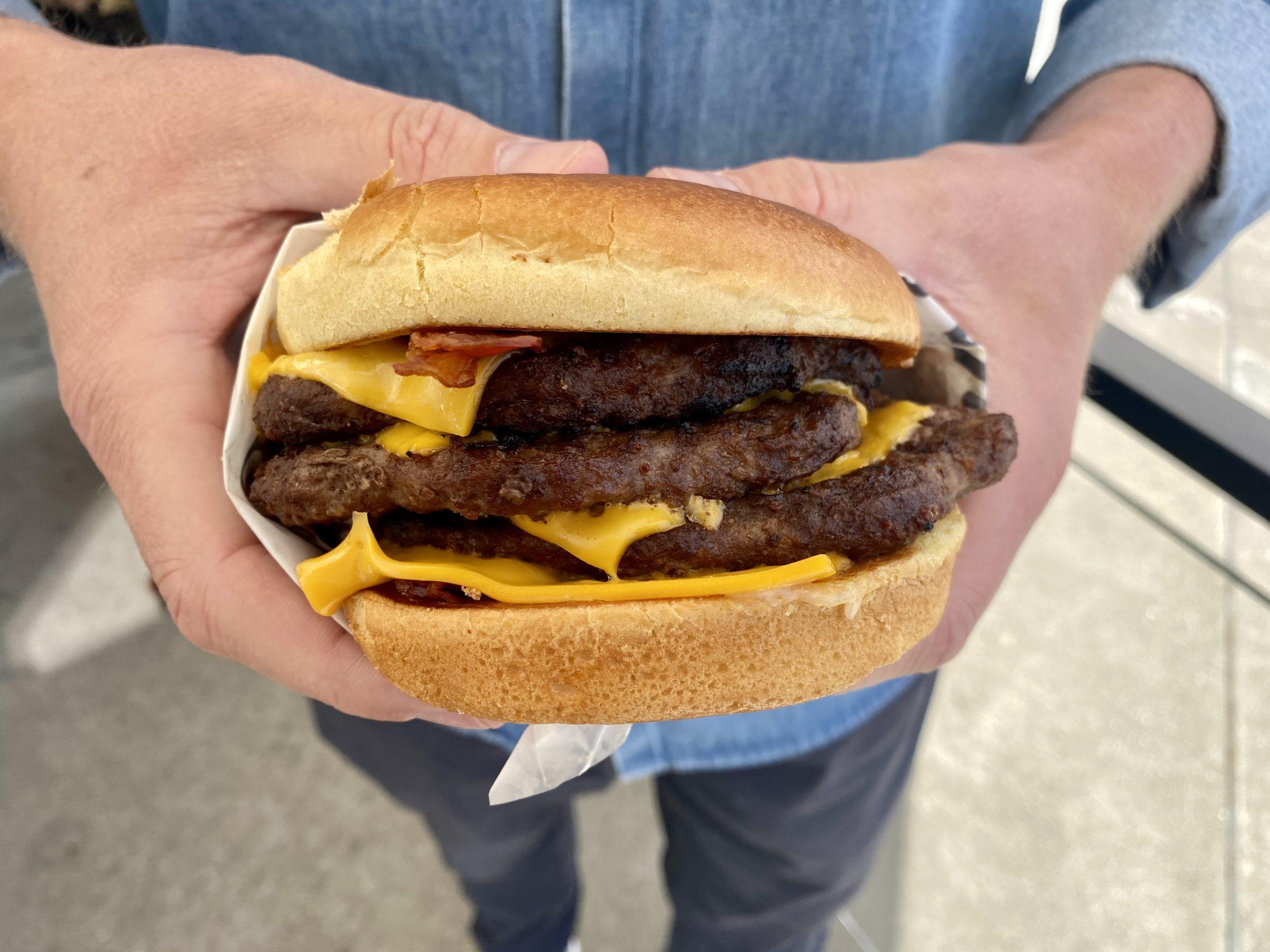 Én af hver, tak: På jagt efter vores favoritter hos populær burgerkæde