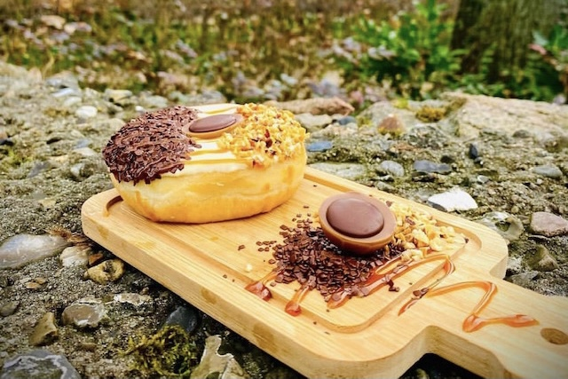 Ny donut-shop åbner i Aarhus: Byg din egen donut