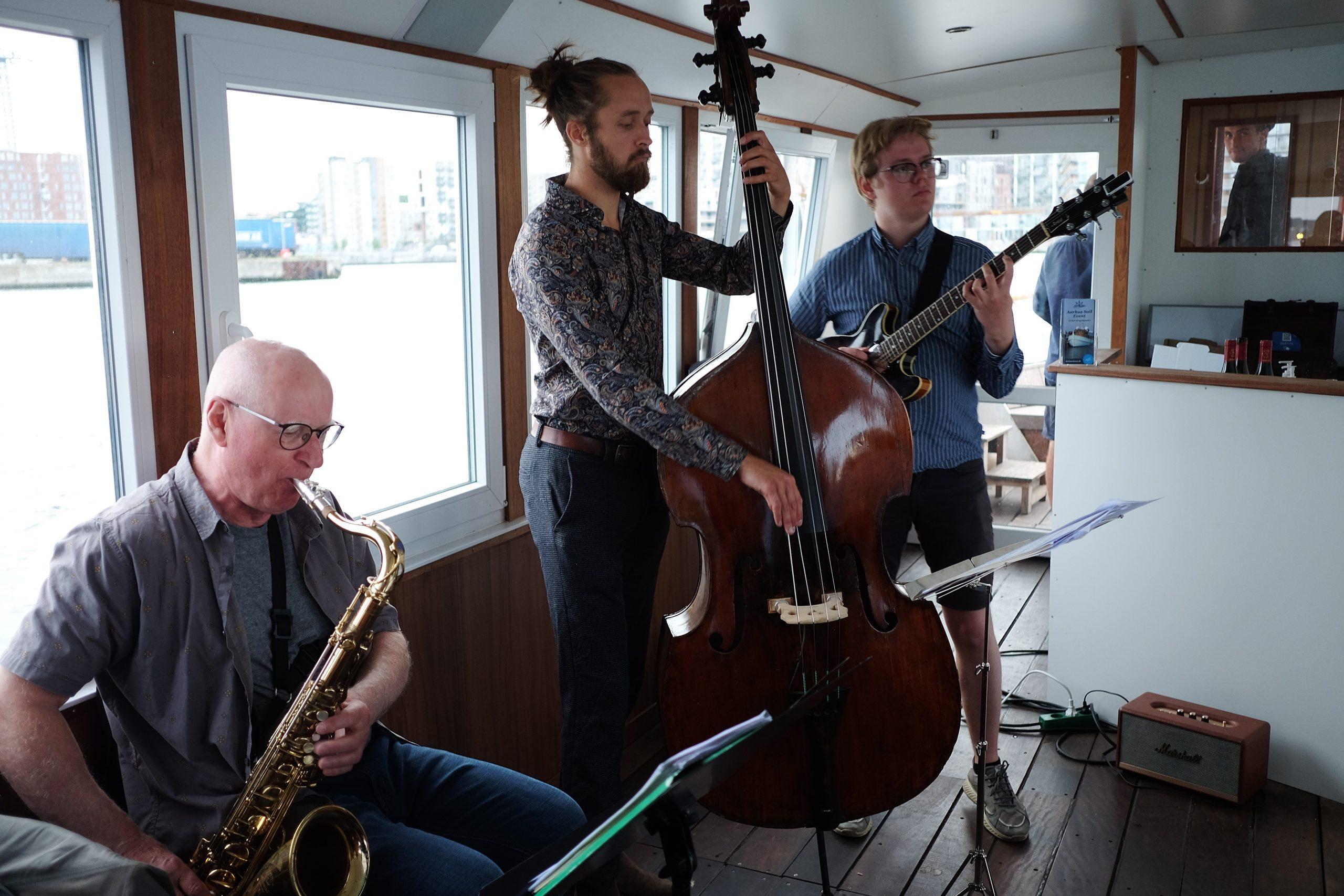Jazz Festival: Unik maritim og musikalsk oplevelse på Jazz Boat