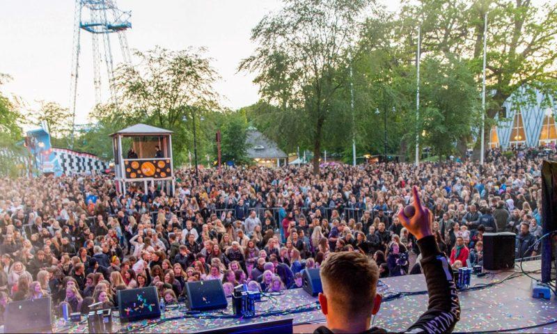 Foto: Tivoli Friheden