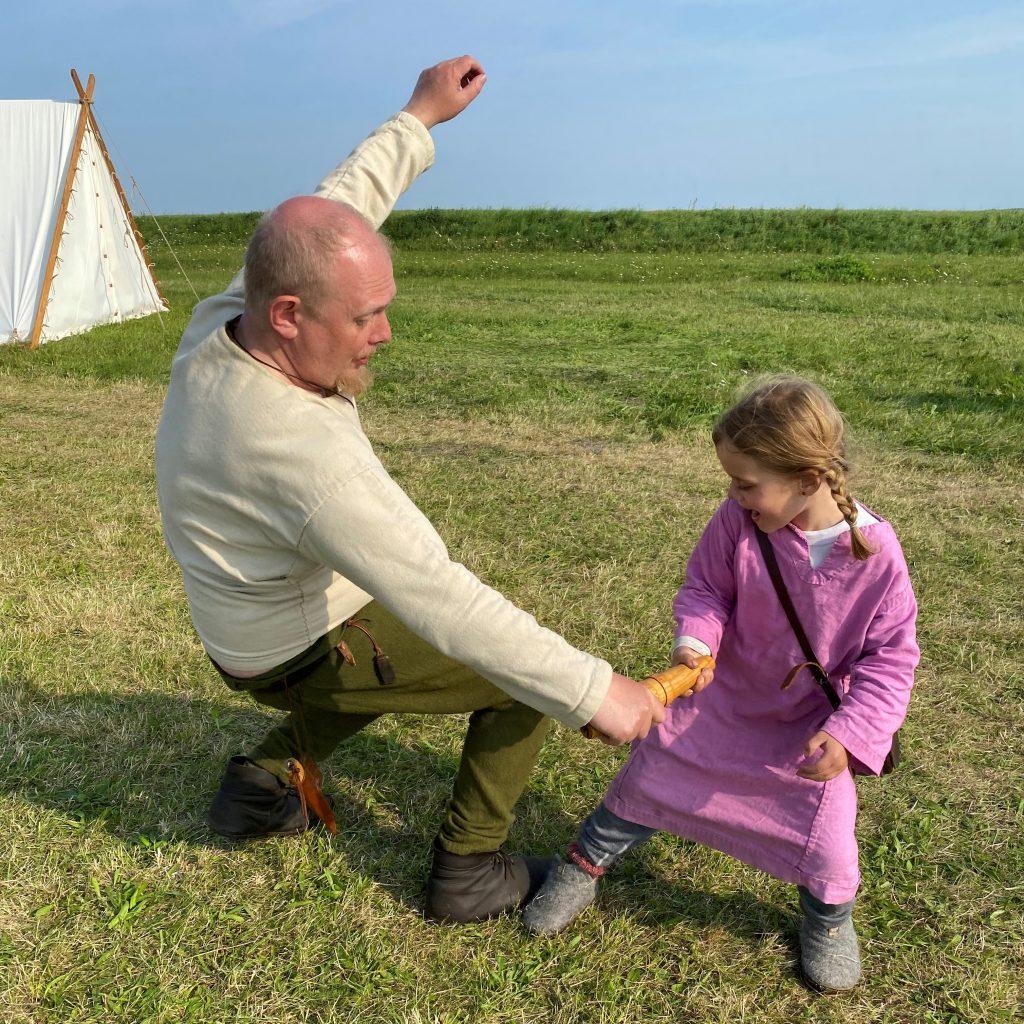 Tidsrejse til vikingetiden: Gå i vikingernes fodspor på Samsø