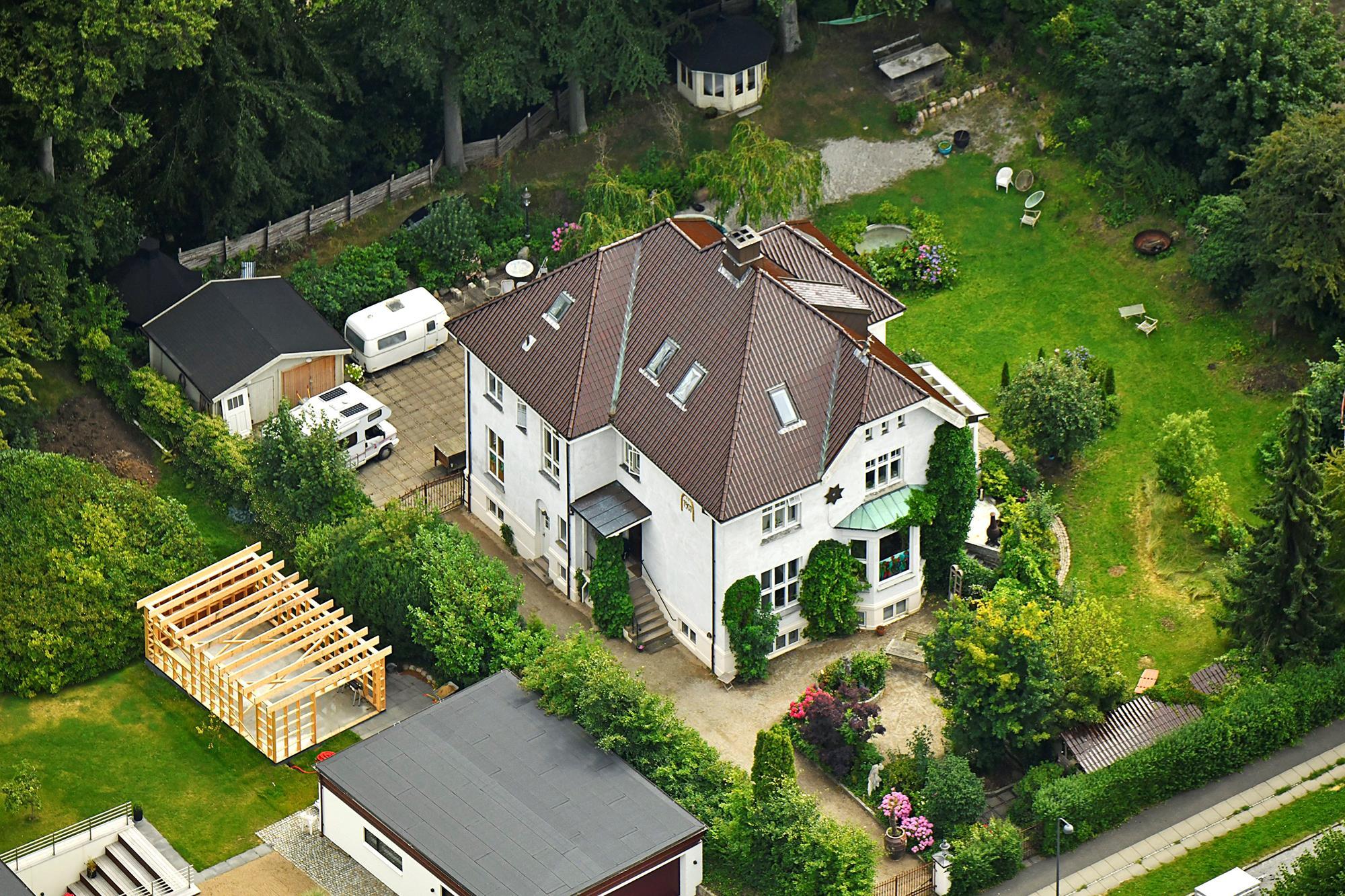 Dyreste villa til salg i Aarhus lige nu: Kæmpevilla til 38 millioner