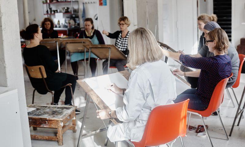 Foto: Århus Kunstakademi.