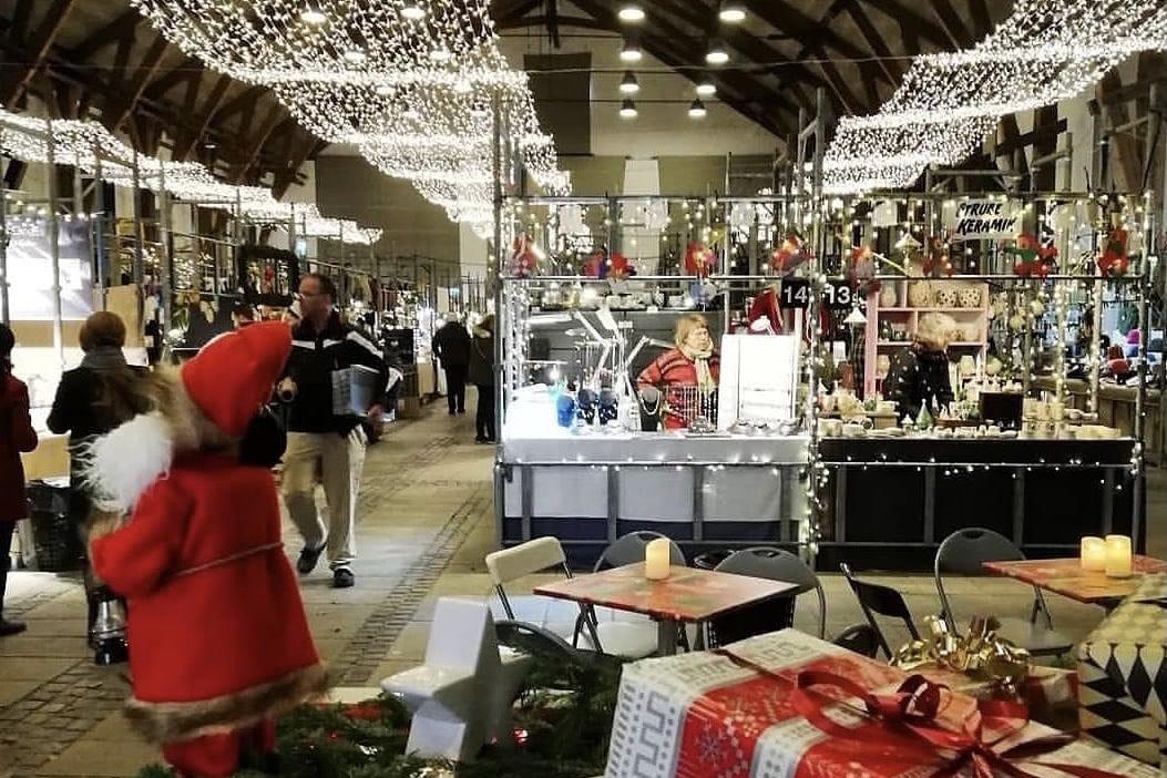 Julehygge i Ridehuset: Det populære julemarked vender tilbage