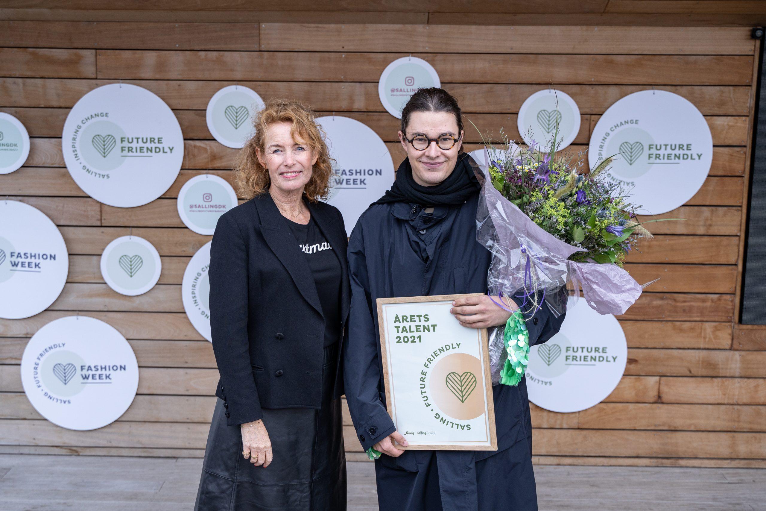 Salling hylder bæredygtig mode: Her er vinderne af årets awards