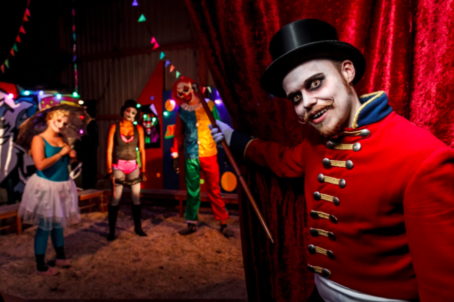 Gys, gru og genfærd: Kom til (u)hyggelig Halloween i Tivoli Friheden