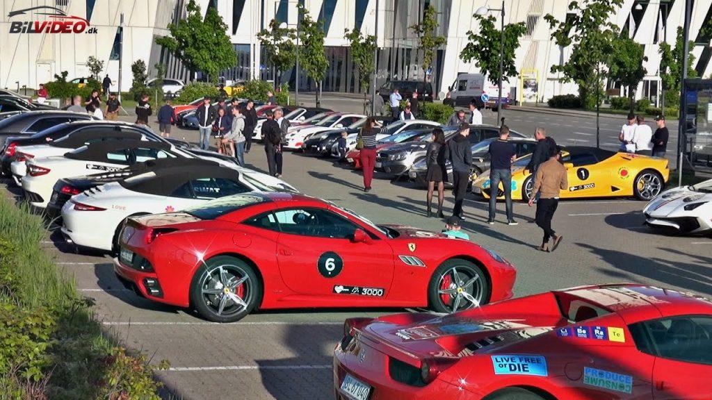 Oplev masser af vilde superbiler: Cool Car Race kommer til Aarhus i år