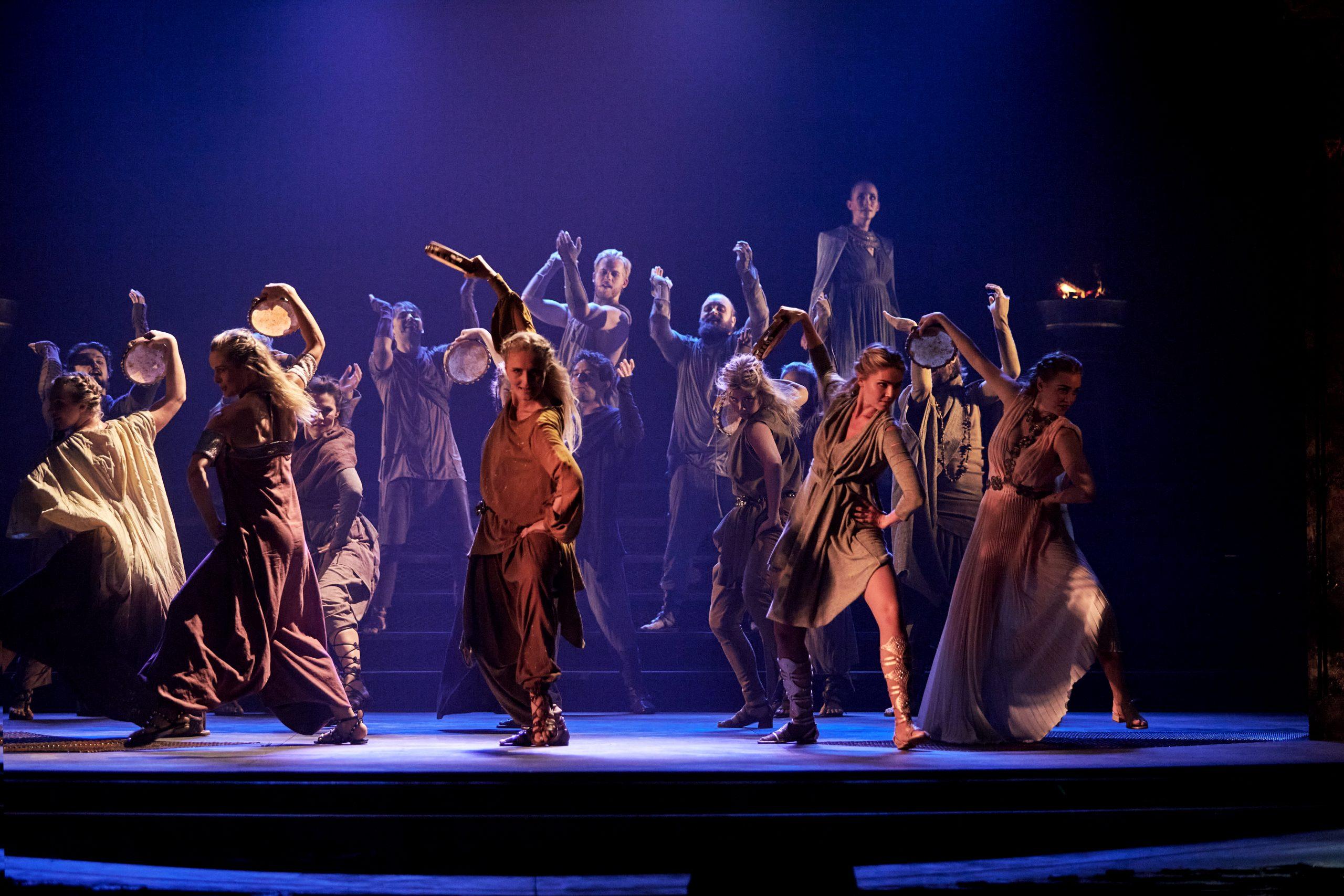 Atlantis for fuld udblæsning: Eventyrlig musical med kraftfulde sangstemmer