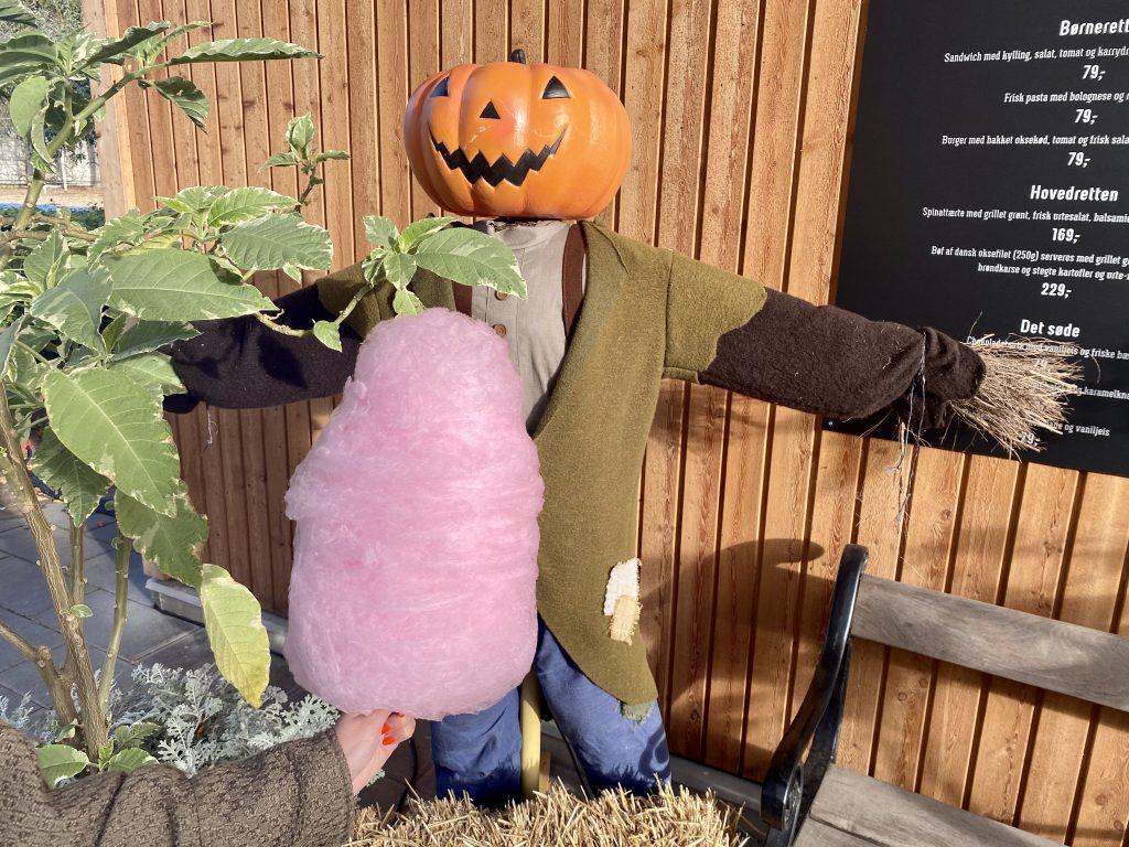 Halloween i Friheden: Uhyggeligt flot pynt og skræmmende god mad