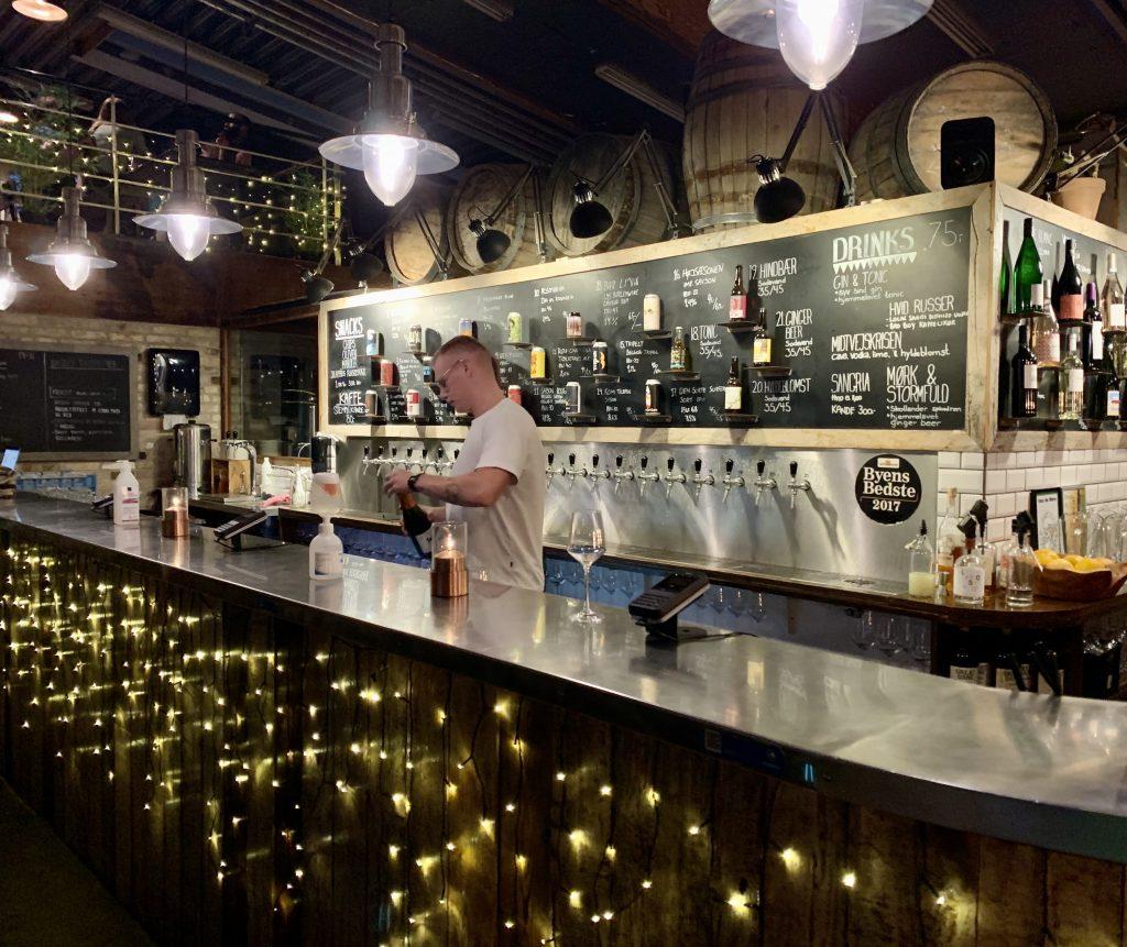 Øl, simreretter og fede præmier: Kom til banko hos Hantwerk