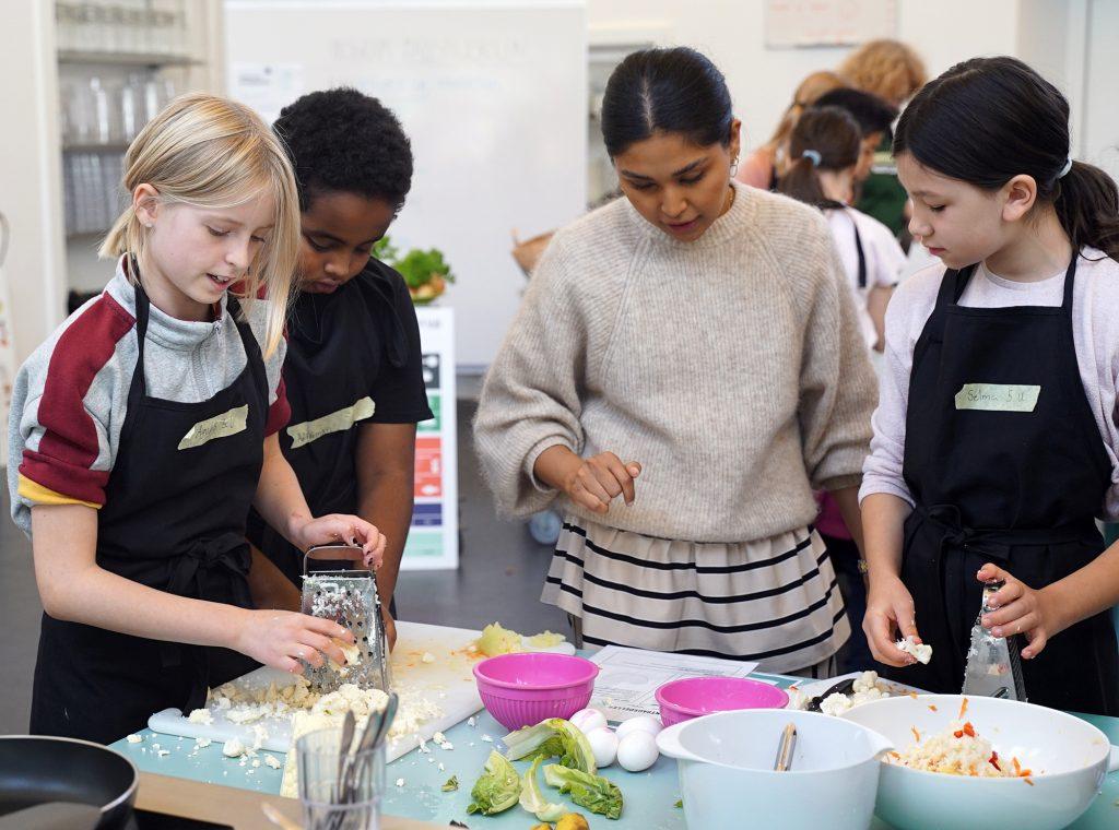 Slut med spild i Aarhus: Tag på madspildsskole i efterårsferien